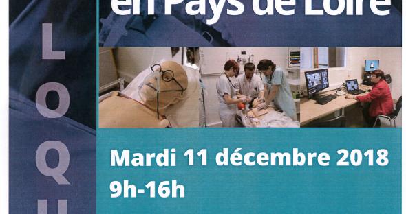 Colloque Simulation en santé en Pays de Loire