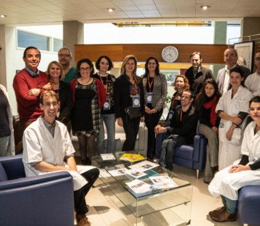 Science et santé connectées au centre de simulation All'Sims