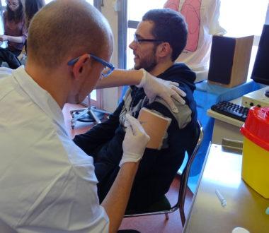 Formation vaccination anti-grippale pour les étudiants en 5ème année filière officine