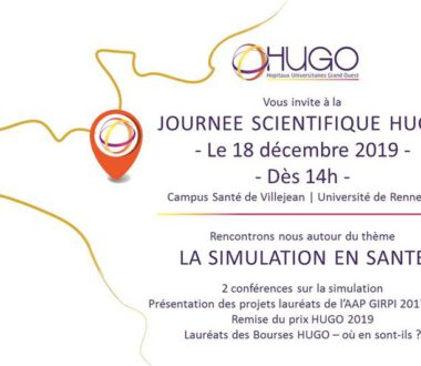5ème journée scientifique HUGO