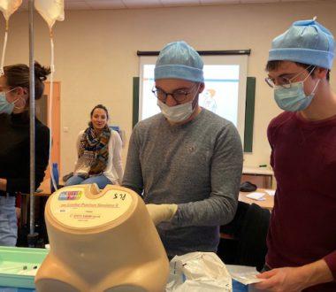 Formation des nouveaux internes de DES de médecine d'urgence