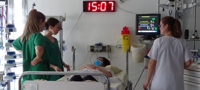 Formation par la simulation aux situations d'urgences vitales