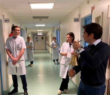 Examen Clinique Objectif Structuré pour les étudiants en médecine d'Angers