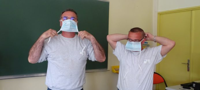 Formation «mesures de sécurité sanitaire pour la continuité des activités des entreprises extérieures en période d'épidémie COVID-19»