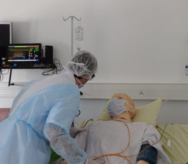 Formations «Prise en charge patients COVID-19»