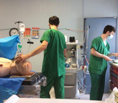 Formation Anesthésie réanimation