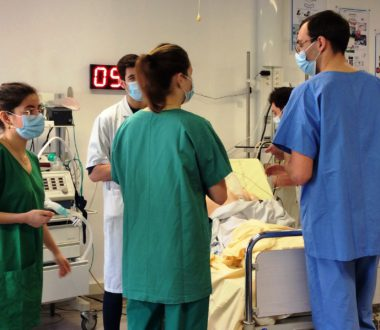 Situations d'urgence vitale en interdisciplinarité